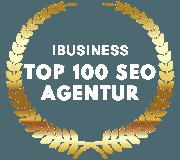 iBusiness Top 100 SEO Agentur